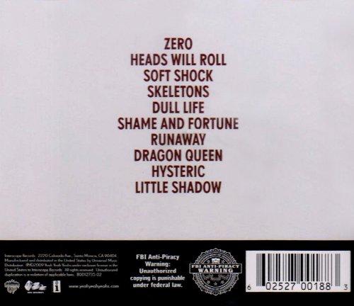 CD NEW Yeah Yeah Yeahs Its Blitz!
