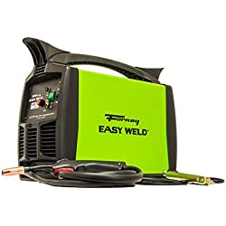 Forney Easy Weld 299 125FC Flux Core Welder, 120-Volt, 125-Amp and ...