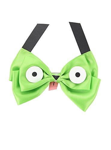 Zim Gir Invader Costume (Nickelodeon Invader Zim Gir Dog Cosplay Hair Bow Pin Clip Costume)