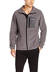 Columbia Sportswear Men's Hot Dots II Full Zip Jacket