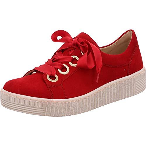 Deporte Negocios Calle Mujer de mínimo rubin calzado calzado calzado 330 De Deportivo Gabor zapatilla Exterior Uk cordones 5 23 casual ocio wx0qPFnCBY