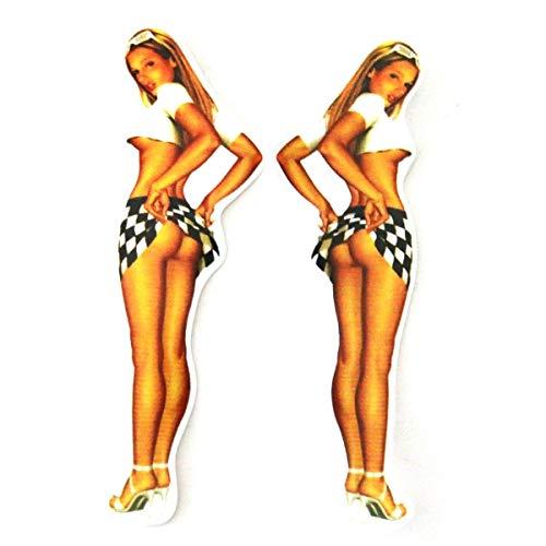 car stickers for girls honda - 9
