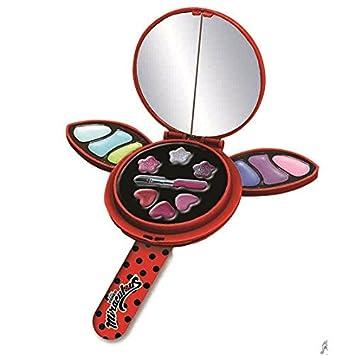 Simba-9413095 Prodigiosa Brazalete maquillaje Ladybug con guante incluido (9413095: Amazon.es: Juguetes y juegos