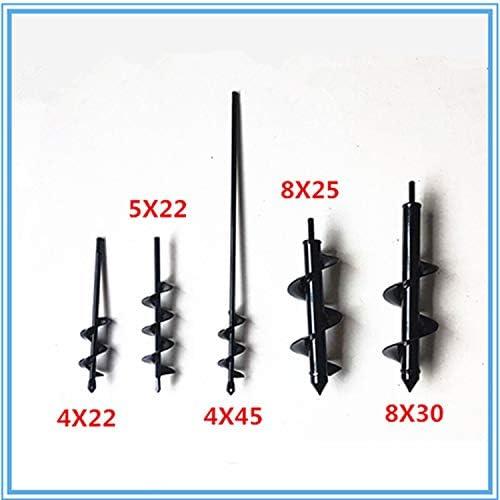 [해외]YJ-Bear Digging Auger Drill Bit Replacement Electric Cordless Garden Spiral Tool Busines / YJ-Bear Digging Auger Drill Bit Replacement Electric Cordless Garden Spiral Tool Busines