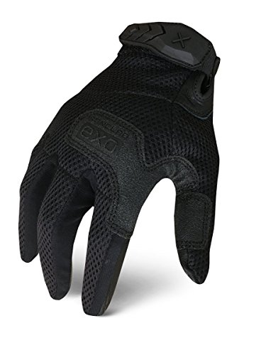 Handler Ironclad Box Gloves - Ironclad EXOT-SVEN-04-L Tactical Stealth Vented Gloves, Large