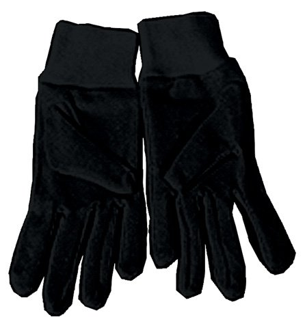 BLACK POLYPROPYLENE GLOVE LINER - MENS, Manufacturer: KATAHDIN GEAR, Manufacturer Part Number: PP-301/BK-AD, Stock Photo