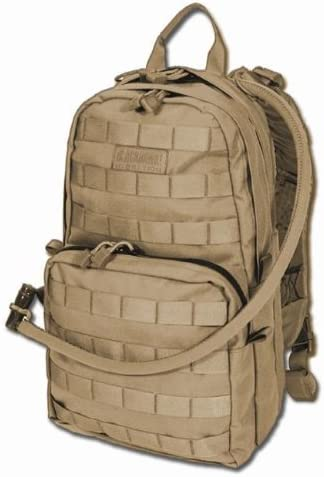 BLACKHAWK S.T.R.I.K.E. Predator Hydration Pack – Coyote Tan