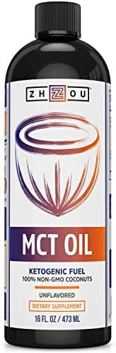 Zhou Nutrition MCT Oil product image