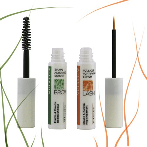 New! LASH & BROW Dual System with Keracyte Elastin Complex