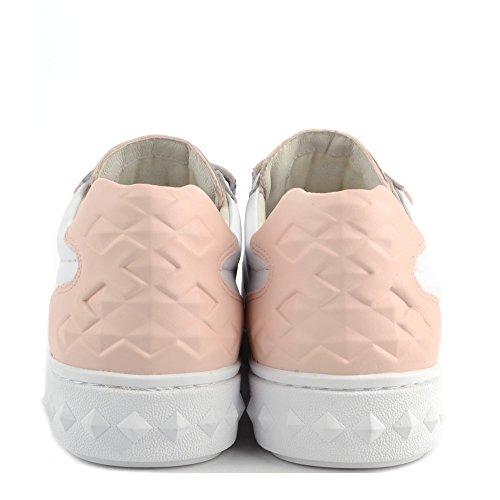 En Femme Cuir Footwear Chaussures Blanc Baskets Pharrel Ash pxznavH
