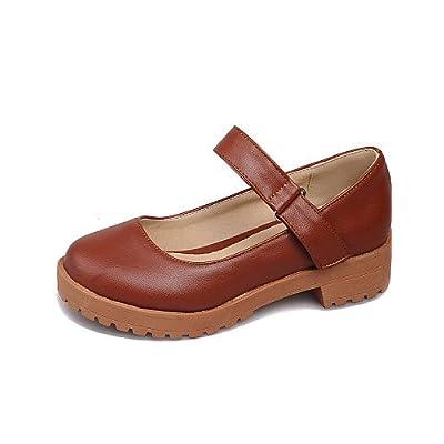 shangy idamen Chaussures–Ballerines–Bureau/robe/Lässig–en cuir synthétique–talon plat–Cycle Chaussures–No