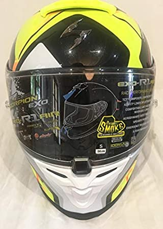 Casque Moto Racing Int/égral Exo-R1 Air Replica Alvaro Bautista Taille S