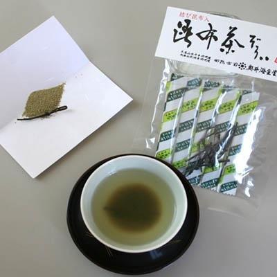 Additive Free, Natural Kombu Tea, 5 Packs (Seaweed Tea)
