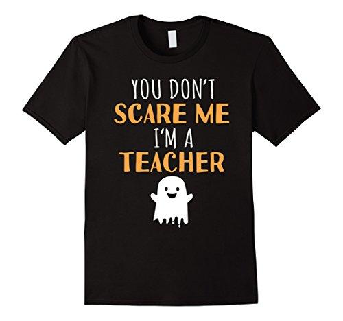 Mens Funny Teachers Halloween T Shirt Cute Halloween Gift XL (Halloween Lesson Plans For High School English)