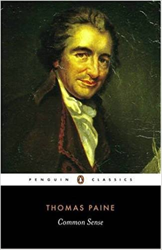 Common Sense: Thomas Paine, Isaac Kramnick: 9780141883335: Amazon.com: Books