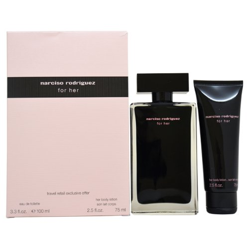 Narciso Rodriguez 2 Piece Gift Set for Women