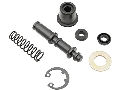 Orange Cycle Parts Front Master Cylinder Rebuild Kit Replaces OEM 42803-07 for Harley 2007-2013 Sportster XL, 2007 XL50 (Harley Davidson Front Master Cylinder Rebuild Kit)
