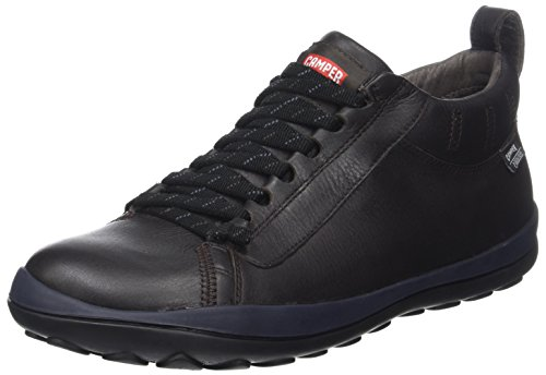 Brown Peu Uomo Marrone Camper Pista Dark Sneaker agv7Wqw1