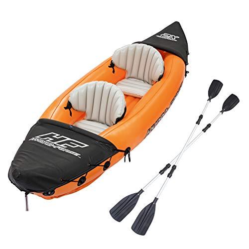 HydroForce Lite-Rapid X2 Inflatable Kayak w/ Oars