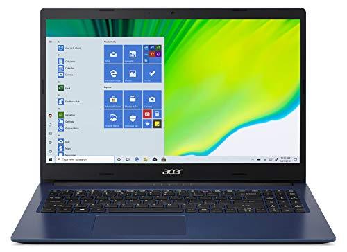 Acer Aspire 3, Laptop van 15.6″ Full-HD TN (Intel Core i5-1035G1, 8GB, 512GB SSD, NVIDIA MX330, Windows 10 Home), Indigo Blue – QWERTY Nederlands Toetsenbord