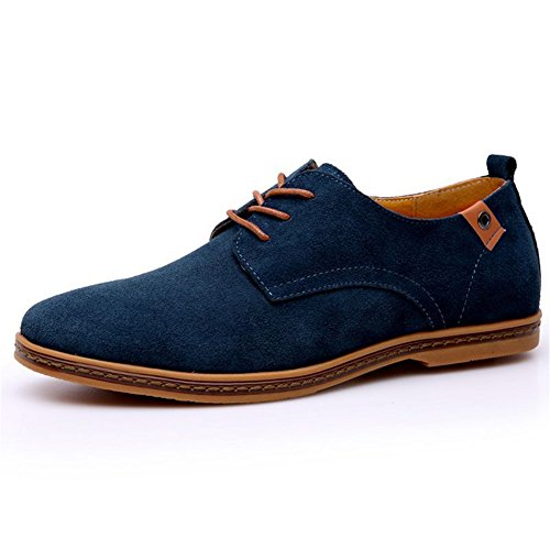 Leather Adult Casual Shoes - 8