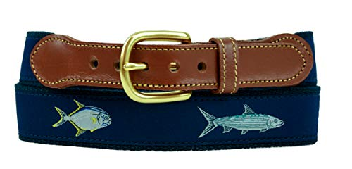 (Leather Man Ltd Grand Slam Belt (40) )