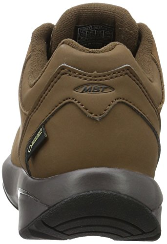 MBT Amara, Zapatillas de Gimnasia para Mujer Marrón (Vizuri Brown)