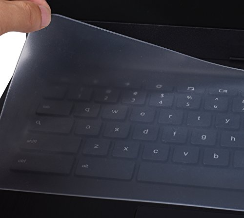 Picture of an Universal Silicone Keyboard Protector Cover 519351014685