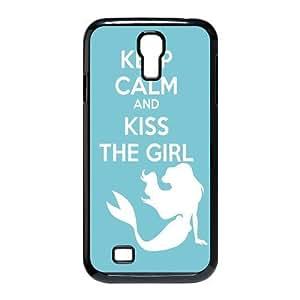 Custombox the Little Mermaid Samsung Galaxy S4 I9500 Case Plastic Hard Phone Case for Samsung Galaxy S4-Samsung Galaxy S4-DF00116