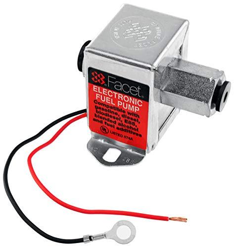 (Facet FEP289SV, Facet Cube 12v Fuel Pump Kit, 1/8 NPT, 4 to 7 psi)