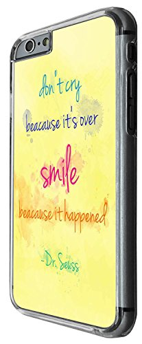 1444 - Cool Fun Trendy cute smile quote inspiration love fashion Design iphone 4 4S Coque Fashion Trend Case Coque Protection Cover plastique et métal - Clear