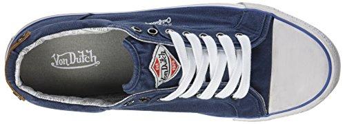 Zapatillas Dutch Von Origindutch Marine Bleu para Hombre 10 pvE1w