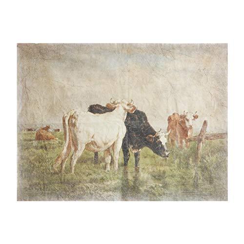 Creative Co-Op Vintage Cows Decorator Paper