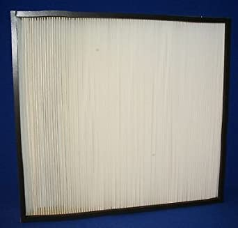 Power Boss Panel Air Filter 3334164 3338660 For Armadillo 10X SW//10XV Sweeper
