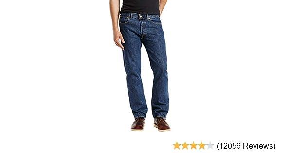 7e19cc44de9 Levi's Men's 501 Original-Fit Jean at Amazon Men's Clothing store: