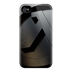 Top Quality Rugged Half Life Logo Case Cover For Iphone 4/4s