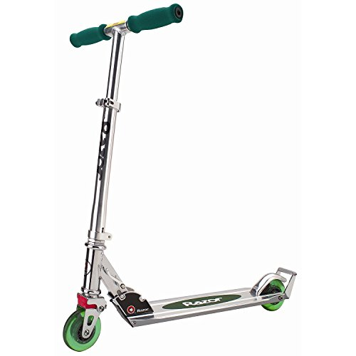 Razor A2 Kick Scooter, Green
