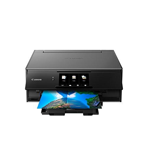 Canon PIXMA TS9120 Wireless Color Photo Printer with Scanner & Copier - Grey