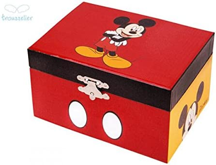 Trousselier Caja de música 50200 - Disney Motivo Mickey Serie ...