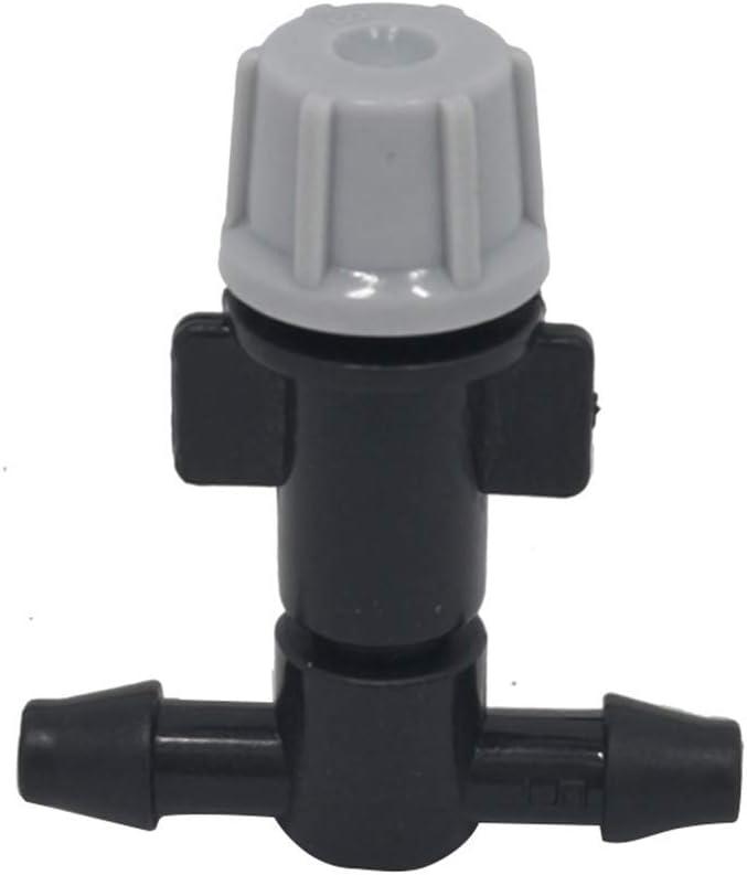 Atomizing Nozzle Nozzle Single-Head Gray Cooling Greenhouse Atomization Greenhouse Micro Dripper Irrigation System Micro Dripper Irrigation System