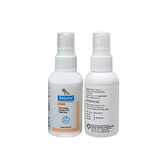 Fixderma Salyzap Body Spray 50ml