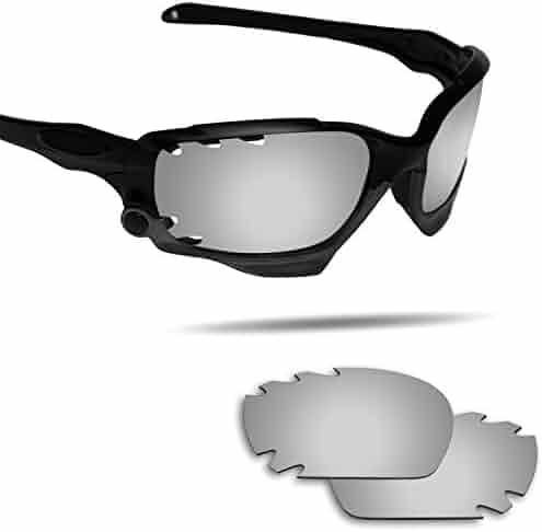 e3d58dcca0 Fiskr Anti-Saltwater Replacement Lenses for Oakley Jawbone Vented  Sunglasses - Various Colors