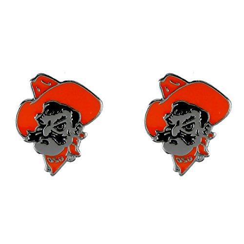 - SANDOL Oklahoma State Cowboys Logo Stud Earrings