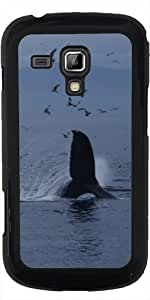 Funda para Samsung Galaxy Trend S7560 - Ballena by WonderfulDreamPicture