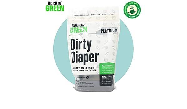 Rockin Green - Platino de serie - Dirty pañal Diaper ...
