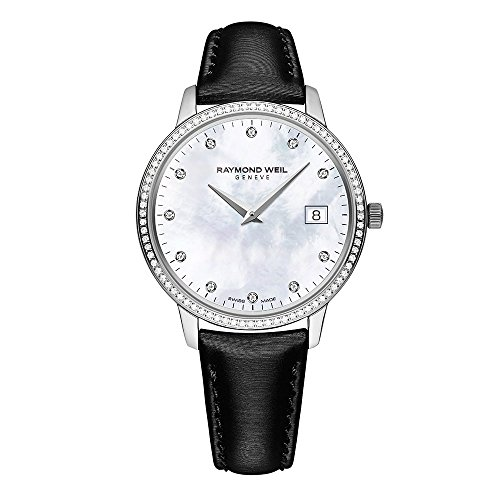 Raymond Weil Toccata Mother of Pearl Diamond Dial Ladies Watch ()