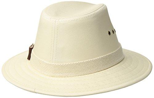 1b95dfa9724307 Jual Panama Jack Original Canvas Safari Hat, 2 1/2' Brim, UPF 50+ ...