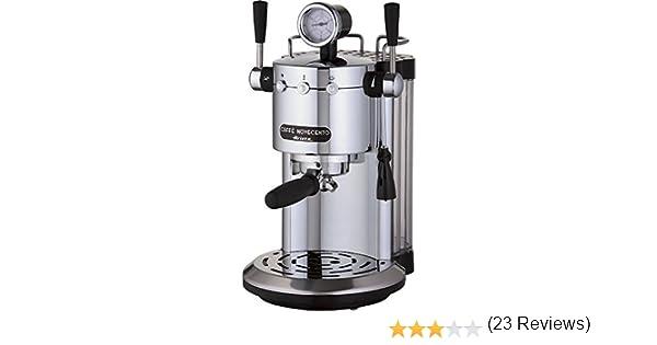 Ariete 1387 Caffe Novecento - Máquina de café: Amazon.es: Hogar