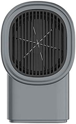 Calentador de Escritorio Port/átil de Bajo Consumo de Energ/ía de 400 Vatios Calentador R/ápido de Elementos de Calefacci/ón de PTC WARMWORD Calefactor El/éctrico Mini Calentador de Ventilador