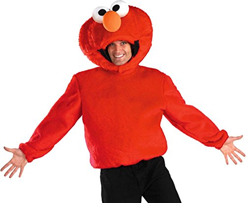 Elmo Adult Costume - Medium